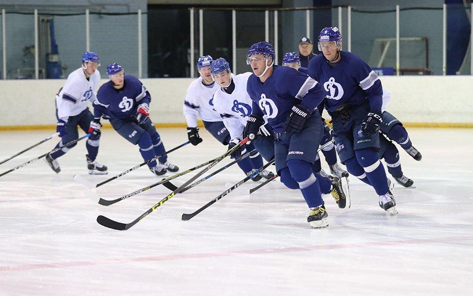 ХК Динамо Москва  новости хоккейного клуба Динамо на