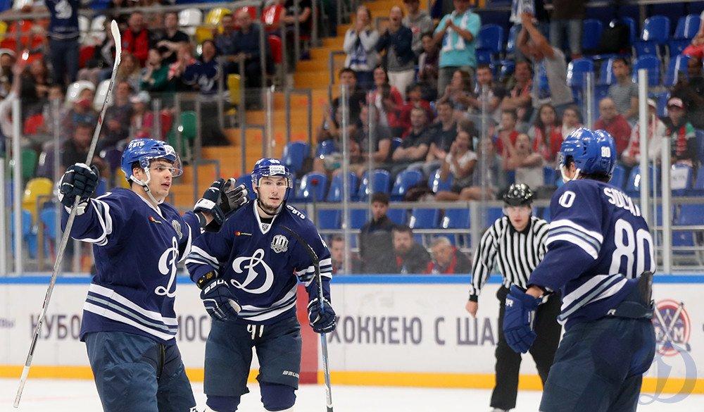 Ночная Хоккейная Лига НХЛ