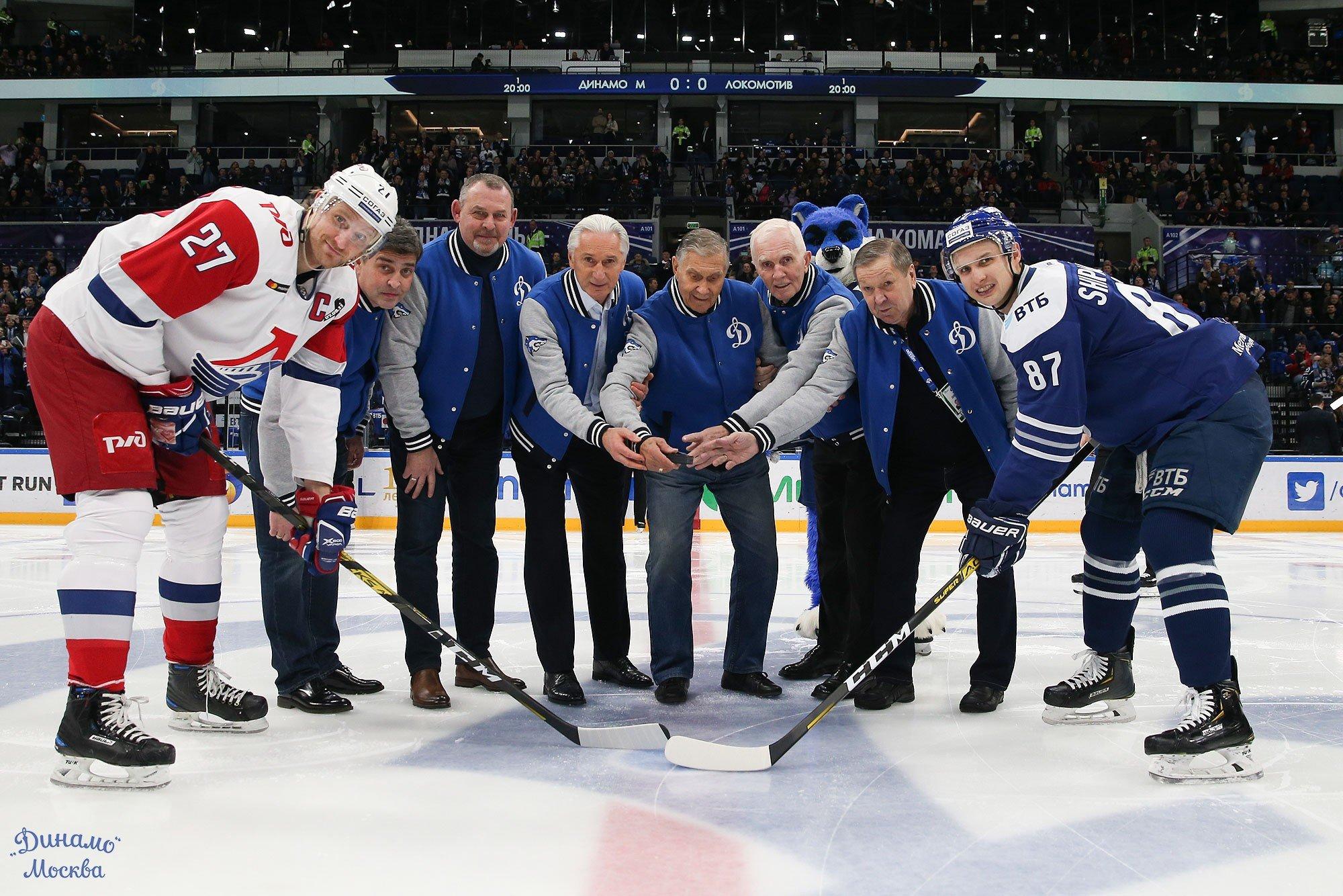 Последние новости хоккейного клуба динамо москва ночные клубы на правом берегу